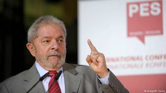 Deutschland Berlin Luis Inacio Lula da Silva Ex-Präsident Brasilien