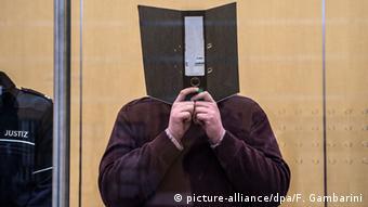Deutschland Prozess IS-Terrorist Nils D. in Düsseldorf