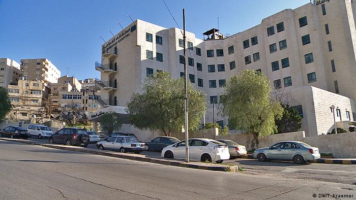 The Hospital for Reconstructive Surgery in Amman