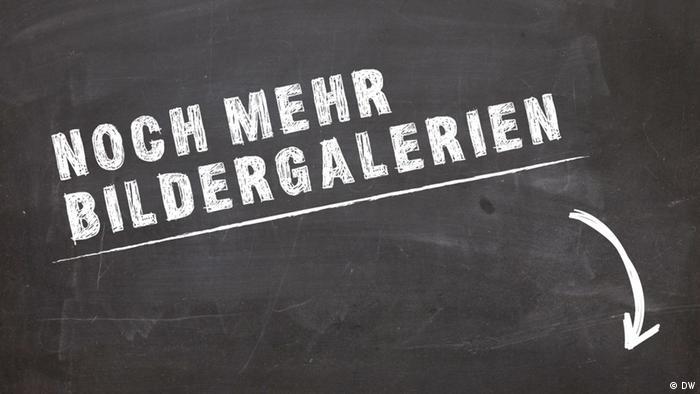 Grafik Bildergalerie Deutschkurse (DW)