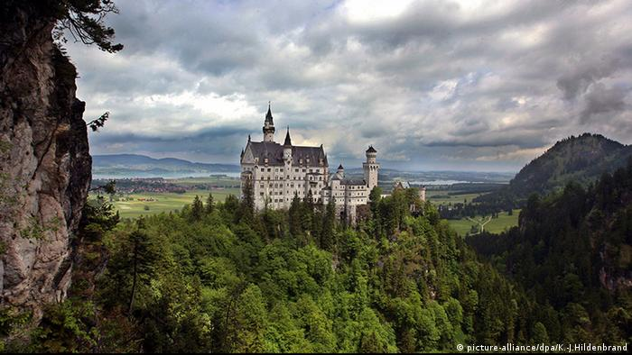 Germany: Neuschwanstein Castle