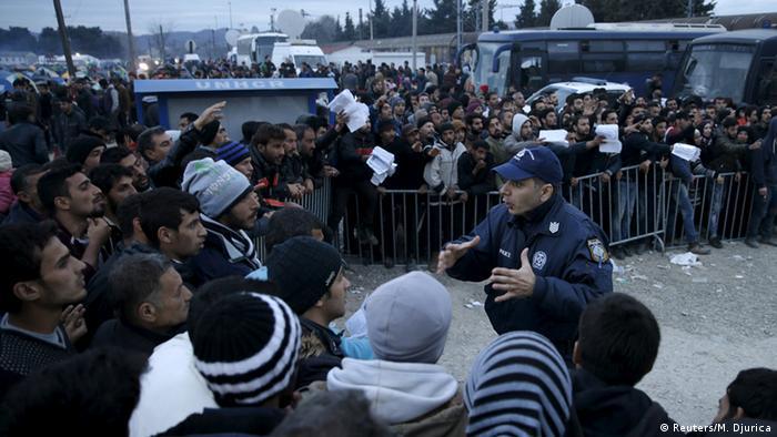 Yunanistan-Makedonya sınırı