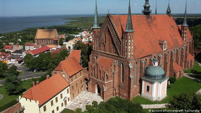 Polen Frombork Dom und Museum