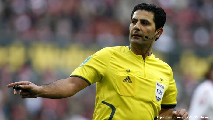 Schiedsrichter Babak Rafati