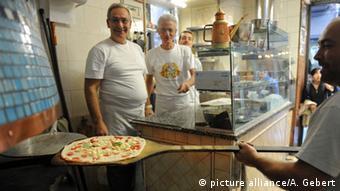 درخواست ایتالیا از یونسکو: پیتزا به عنوان میراث فرهنگی جهان