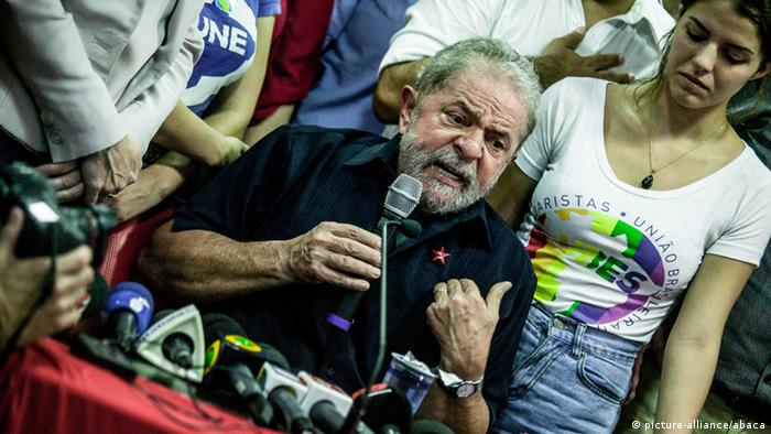 Luiz Inacio Lula da Silva Präsident von Brasilien