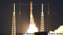 SpaceX Start in Cape Canaveral Florida
