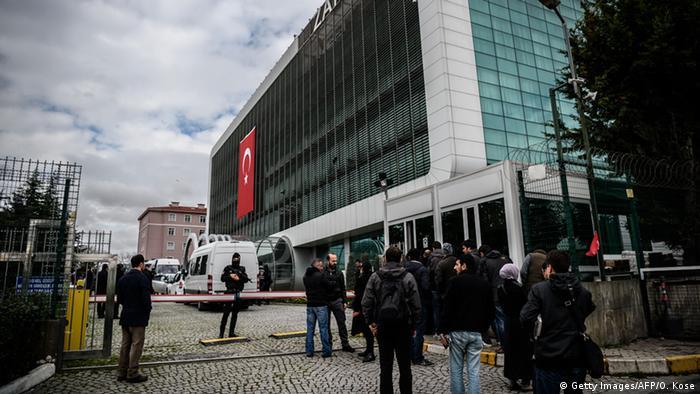 Türkei Zeitung Zaman unter staatliche Aufsicht gestellt