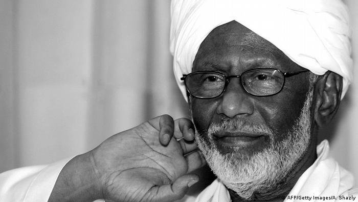 Sudanesischer Oppositionspolitiker Hassan al-Turabi gestorben