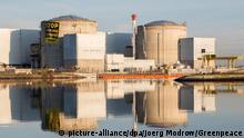 Frankreich Atommeiler Fessenheim