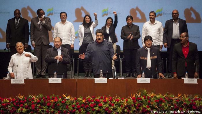 Venezuela Gedenken an Hugo Chavez