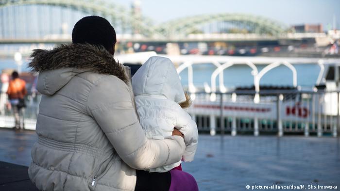 Deutschland Sexualverbrechen gegen Migrantinnen in Flüchtlingsheimen
