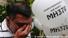 Malaysia Kuala Lumpur Gedenkfeier Verschwinden Flug MH370