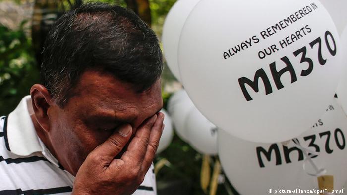 Malaysia Kuala Lumpur Gedenkfeier Verschwinden Flug MH370 (picture-alliance/dpa/F. Ismail)