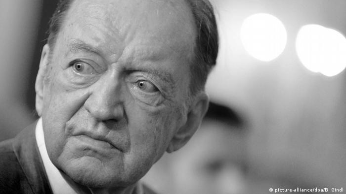 Nikolaus Harnoncourt Copyright: picture-alliance/dpa/B. Gindl