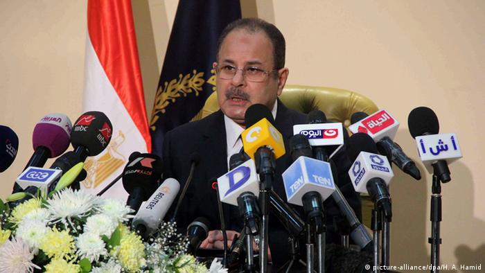 Abdel-Ghaffar said the Egyptian state had intercepted electronic communications in a way it had never done