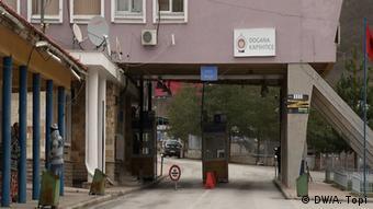 Grenzgebiet zwischen Albanien und Griechenland