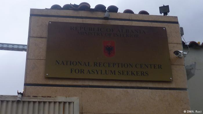 Albanien Nationales Empfangszentrum