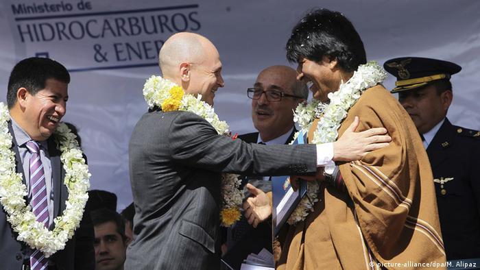 Bolivien baut modernstes Nuklearzentrum Lateinamerikas