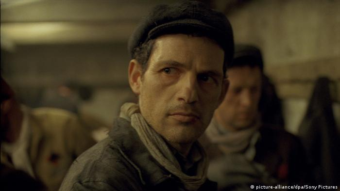 Géza Röhrig in Son of Saul, Copyright: picture-alliance/dpa/Sony Pictures