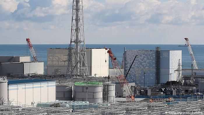 Japan Fukushima Daiichi , damaged reactors (Getty Images/C. Furlong)