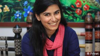 Farieha Aziz is director of Bolo Bhi (photo: Farieha Aziz)