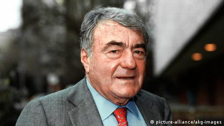 Claude Lanzmann (Photo: picture-alliance/akg-images)