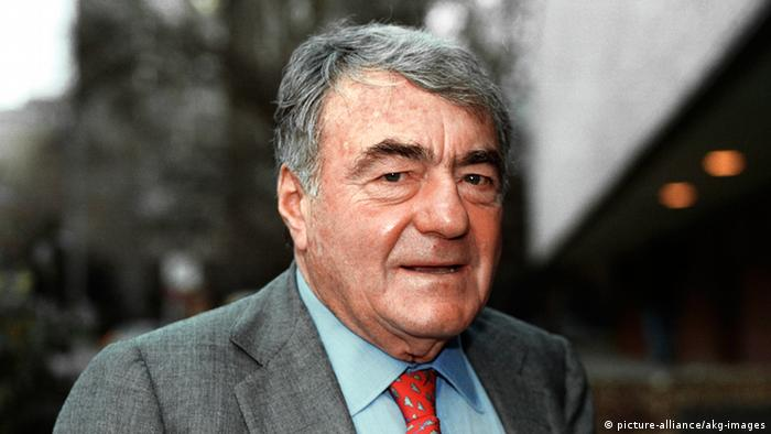 Claude Lanzmann (picture-alliance/akg-images)