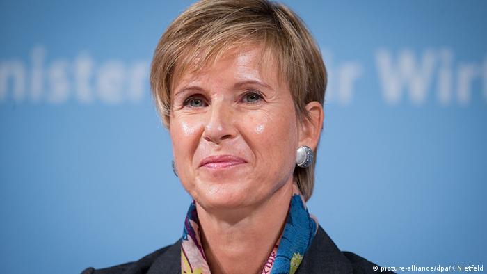Совладелица автоконцерна BMW Сюзанне Клаттен (Susanne Klatten)