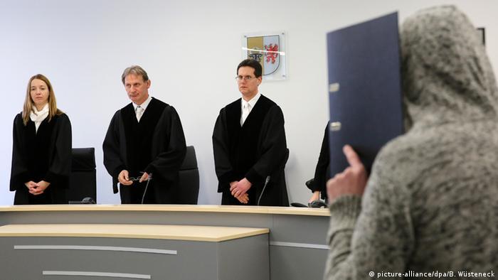 Три судьи в Ростоке
