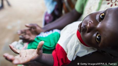 Südsudan Hunger Behinderung von Hilfsorganisationen (Getty Images/AFP/A.G. Farran)