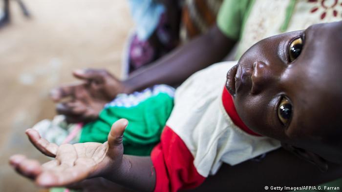 Südsudan Hunger Behinderung von Hilfsorganisationen