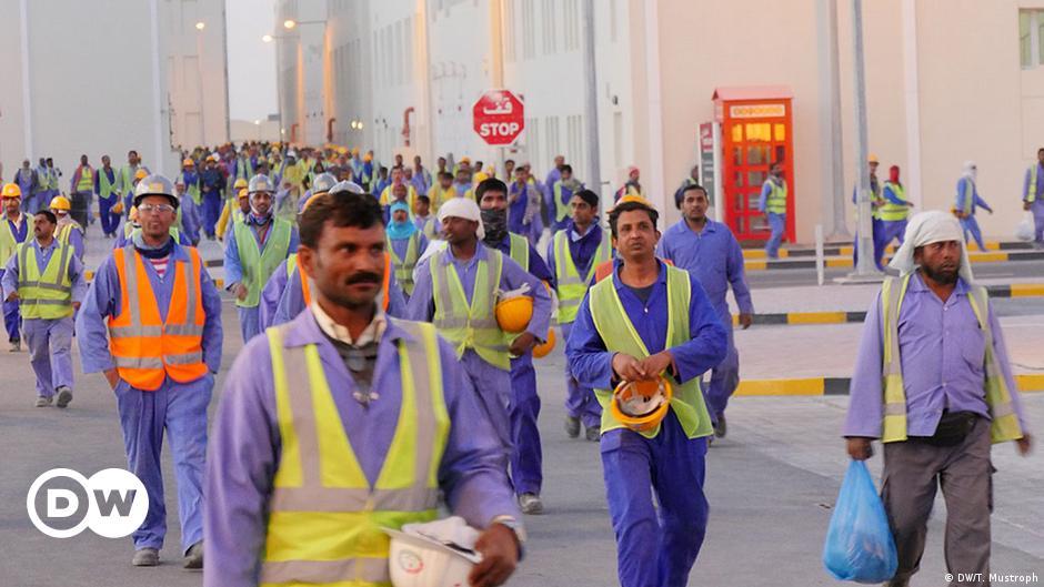 أمنستي: سلسلة وفيات عمال كأس العالم في قطر ظلت بلا تفسير