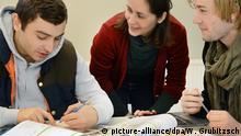 Deutsch-Kurse für Ausländer stark gefragt