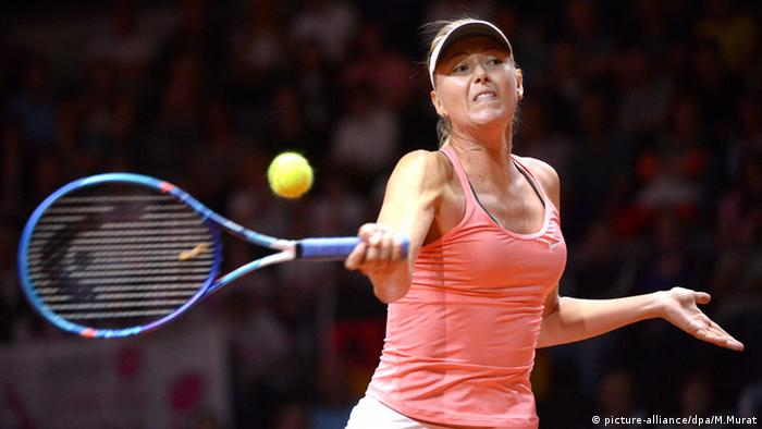 Maria Scharapowa Tennis