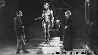 Film still Metropolis, 1927 (Imago/EntertainmentPictures)