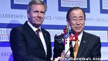 Deutscher Medienpreis Ban Ki Moon