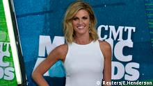 Erin Andrews CMT Awards in Nashville Tennessee