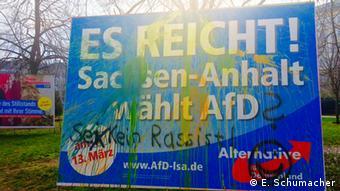 «Ψήφος διαμαρτυρίας» η ψήφος προς το AfD εκτιμά η καγκελάριος