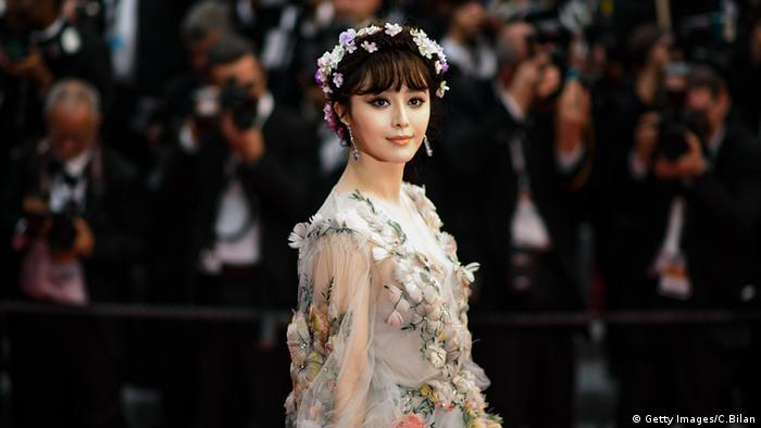 Fan Bingbing Cannes Film Festival (Getty Images/C.Bilan)
