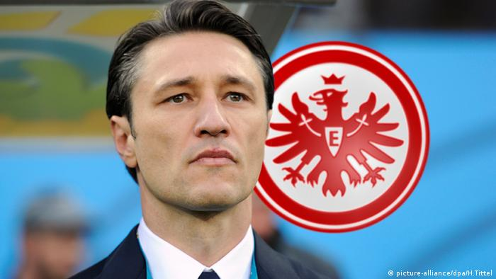 Eintracht Frankfurt confirm Niko Kovac will replace Armin