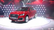 DW Sendung Euromaxx Serie Audi