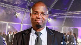 Lázaro Mabunda, investigativer Journalist aus Mosambik
