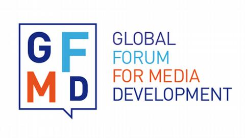 Logo Global Forum for Media Development
