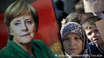 Σταθερή στις επιλογές της ως προς τη διαχείριση του προσφυγικού η Άγκελα Μέρκελ