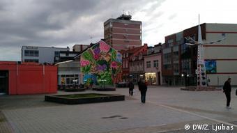 Prijedor, centar grada