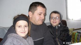 Samir Musić i djeca