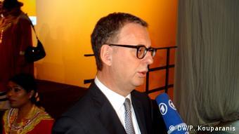 Ο Νόρμπερτ Φίμπιχ, πρόεδρος του Γερμανικού Συνδέσμου Τουριστικών Γραφείων (DRV)