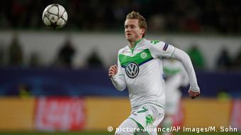 UEFA Champions League VfL Wolfsburg gegen KAA Gent