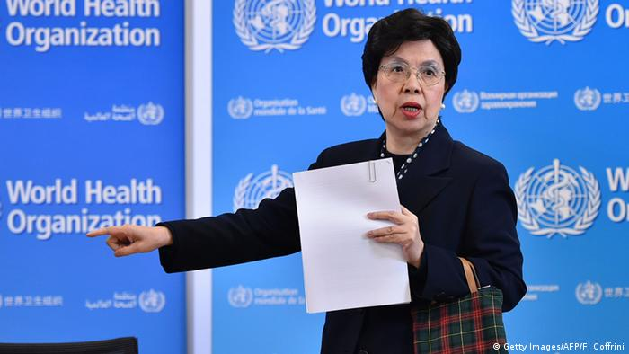 WHO-Generaldirektorin Margaret Chan (Foto: FABRICE COFFRINI/AFP/Getty Images)